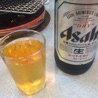 Photo taken at 焼き肉つるや by shinpapa on 6/22/2014