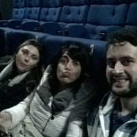 Photo taken at Movieplex by Andrea D. on 10/12/2015