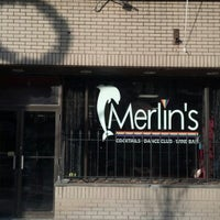 Photo taken at Merlin's by Lauren H. on 12/14/2012