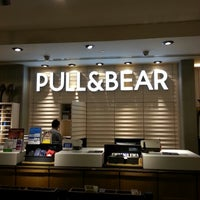 Photo taken at Pull&Bear by Oakxie on 12/18/2012