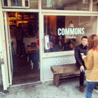 Photo taken at The Commons Chelsea by Corey W. on 4/25/2013