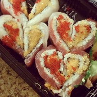 Photo taken at Aki Sushi West by Corey W. on 3/9/2013