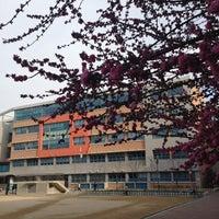 Photo taken at 성산초등학교 by JiHye L. on 4/18/2013