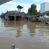 Photo taken at Pelabuhan Tanjung Batu Kundur by Jacob A. on 7/31/2013
