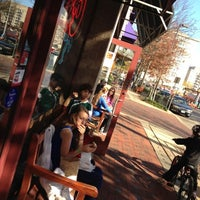 Photo taken at Bethesda Bagels by Rajev B. on 11/11/2012