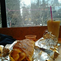 Photo taken at New York Pizza by Faiz F. on 1/2/2014