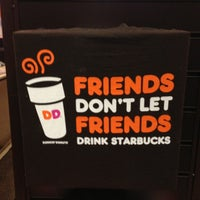 Photo taken at Dunkin' Donuts by Mo S. on 12/28/2012