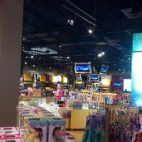 Photo taken at Disney Store by Jaclyn P. on 10/29/2012