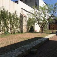Photo taken at Museo Textil De Oaxaca by  Dulce  on 4/17/2017