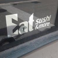 Photo taken at Eat Sushi & More by Kjetil Otter O. on 5/22/2017