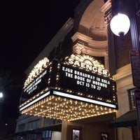 Photo taken at Saenger Theatre by superJennifer on 10/16/2013