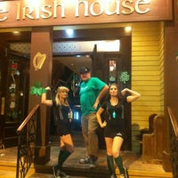 Photo taken at The Irish House by superJennifer on 3/17/2013