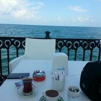 Photo taken at İskele Cafe by Ömer Ü. on 9/28/2016