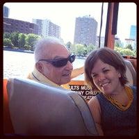 Снимок сделан в Boston Duck Tour Ramp пользователем Becky C. 8/12/2013