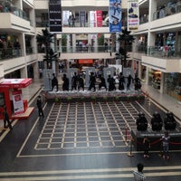 Photo taken at Shipra Mall by Mayank S. on 9/30/2012