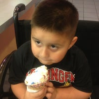 Photo taken at Marble Slab Creamery by Michael M. on 2/25/2013