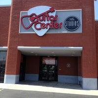Photo taken at Guitar Center by Lorena G. on 4/14/2013