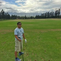 Photo taken at Pukalani Country Club by Wayde T. on 7/6/2014
