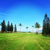 Photo taken at Pukalani Country Club by Wayde T. on 7/13/2014