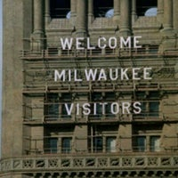 Photo taken at Milwaukee, WI by Oliver L. on 4/14/2017