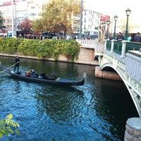 รูปภาพถ่ายที่ Porsuk Çayı โดย Sevda A. เมื่อ 12/1/2012