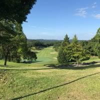 Photo taken at Kobe Pine Woods Golf Club by Eiji O. on 9/1/2017