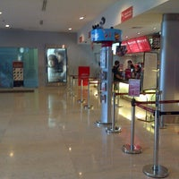 Photo taken at CGV Cinemas by Susianne S. on 3/21/2013