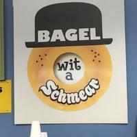 Photo taken at Bagel Wit A Schmear by Alison D. on 8/11/2016