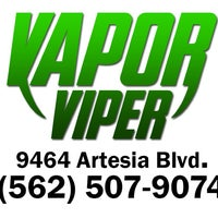Photo taken at Vapor Viper by Rachel M. on 6/30/2013