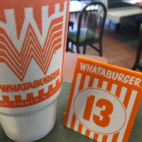 Photo taken at Whataburger by John N. on 10/25/2017
