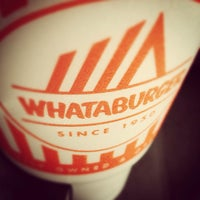 Photo taken at Whataburger by John N. on 6/15/2013