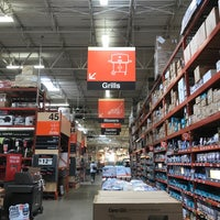 Photo Taken At The Home Depot By John N On 6 21 2017
