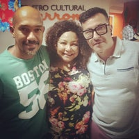 Photo taken at Centro Cultural Marrom Music by Denilson V. on 6/14/2015