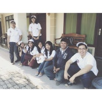 Photo taken at Hotel Sukapura Permai by Ummu Aiman Z. on 11/2/2013