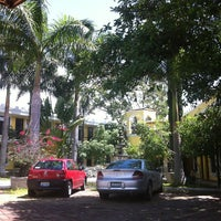 Photo taken at Hotel Posada Santa Fe by Jorge Israel A. on 8/29/2013