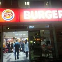 Photo taken at Burger King by MRT on 2/3/2013