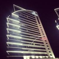 2/25/2013 tarihinde MERTziyaretçi tarafından Hilton Bursa Convention Center & Spa'de çekilen fotoğraf