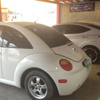 Photo taken at D&G Auto Services & Accessories Carwash and Detailing by Kaloy U. on 6/23/2013