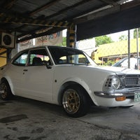 Photo taken at D&G Auto Services & Accessories Carwash and Detailing by Kaloy U. on 12/7/2013