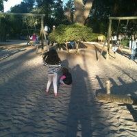 Photo taken at Plaza Cachagua by Naim J. on 9/22/2012