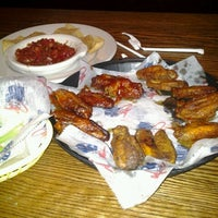 Photo taken at Wild Wing Cafe by Amanda A. on 11/5/2012