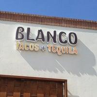 Photo taken at Blanco by Alan F. on 2/22/2013