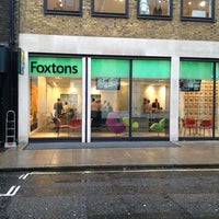 Photo taken at Foxtons by Alan F. on 3/7/2013