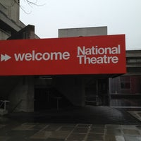 Photo taken at National Theatre by Alan F. on 3/7/2013