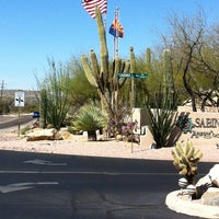 Photo taken at Arizona National Golf Club by Alan F. on 3/29/2013