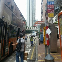 Photo taken at Sunway Gardens Bus Stop 新威園巴士站 by Genna K. on 7/27/2015