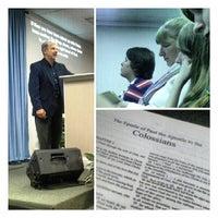 Photo taken at Berean Bible Church by Jeff M. on 12/29/2013
