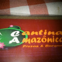 Photo taken at Cantina Amazônica by Sérgio d. on 12/27/2012