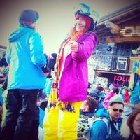 Photo taken at Saloon Tignes by John L. on 2/5/2014