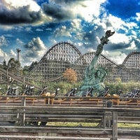 Photo taken at Heide-Park Resort by MüjDe on 10/13/2014